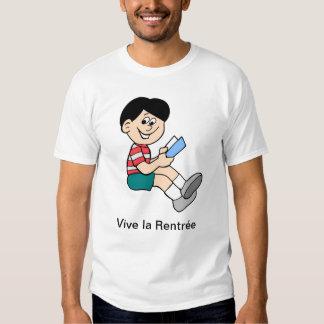 La rentree des classes shirt
