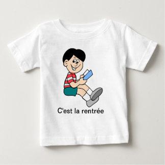 La rentree des classes tee shirt