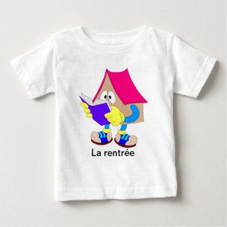 La rentrée tee shirt