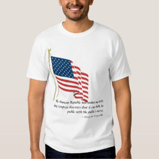 La república americana aguantará hasta…. playeras