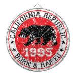 la república de California llevada aumentó 1995 Tabla Dardos