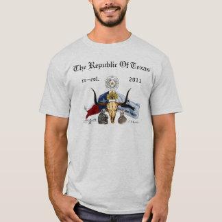 La República de Tejas Playera