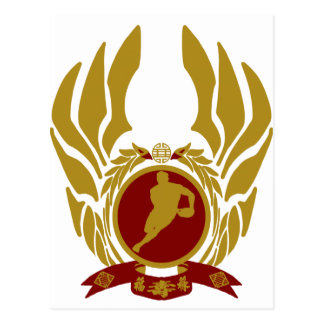 La República de Vietnam Rugby.png Postal