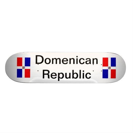 """""""La República Dominicana"""" Skateboard Deck"""