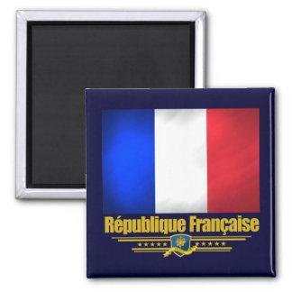 La República Francesa Imán De Frigorifico