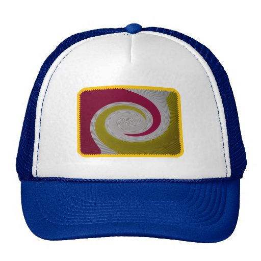 La resaca agita el gorra bordado persona que pract