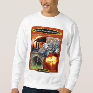 La reserva la camiseta de la tierra sudaderas encapuchadas