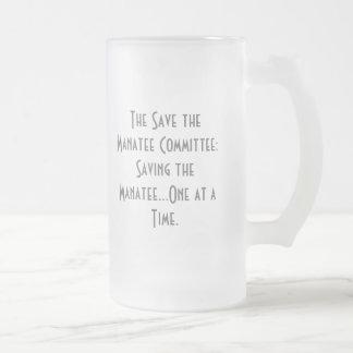 La reserva la taza del comité del Manatee