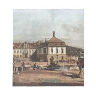 La residencia imperial del verano, patio por blocs