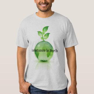 La resistencia es la camisa fértil #2