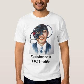 La resistencia no es vana polera