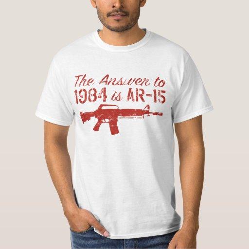 La respuesta a 1984 poleras