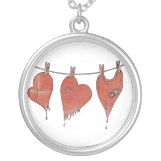 La resucitación de los corazones colgante redondo