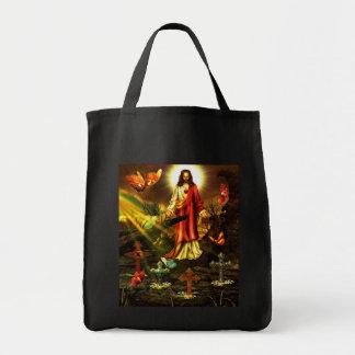 La resurrección. /Bag Bolsa Tela Para La Compra