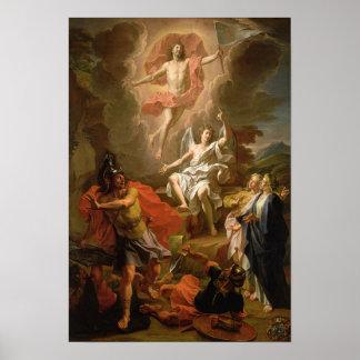 La resurrección de Cristo, 1700 Impresiones