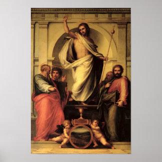La resurrección de Cristo Impresiones