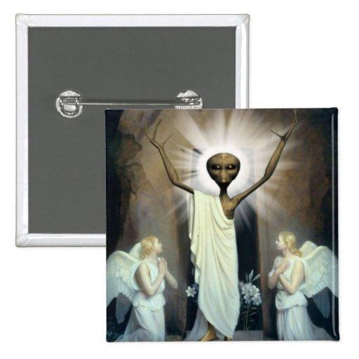 La resurrección de Jesús extranjero Pin