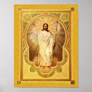 La resurrección de nuestro señor - poster del icon