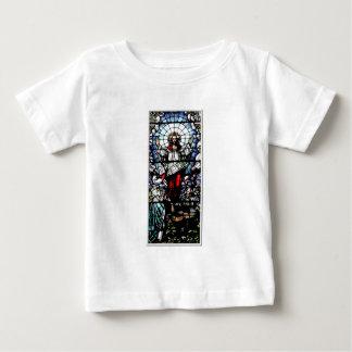 La resurrección de nuestro señor (vitral) tshirts
