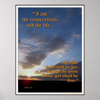 La resurrección posters