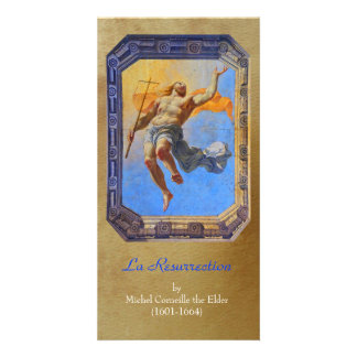 La Resurrection Card