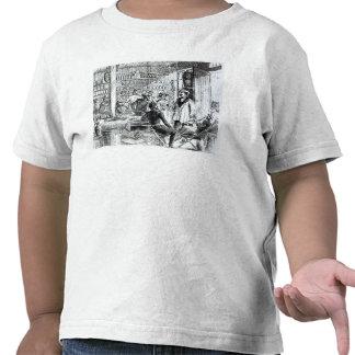La reunión de Maria Seacole y de Alexis Soyer Camisetas