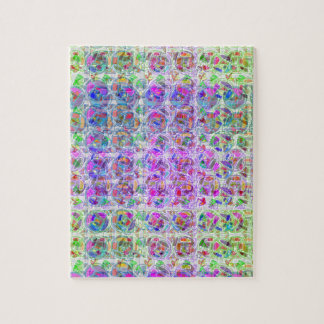 La reunión del modelo de la textura de NOVINO Puzzle
