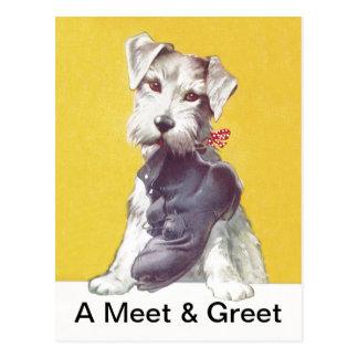 La reunión del rescate del promo de la postal y