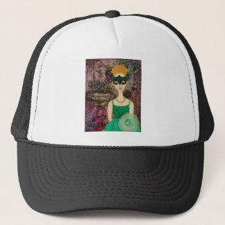La Reve de la Masquerade Trucker Hat