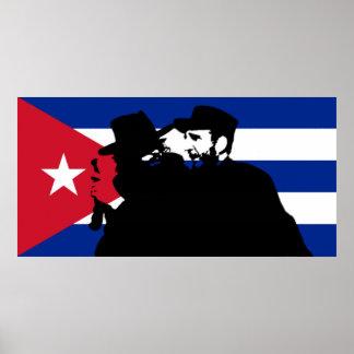 La Revolución Cubana Poster