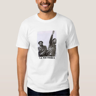 La revolución cubana remera