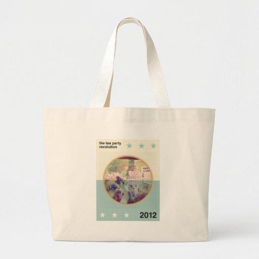 La revolución de la fiesta del té bolsas