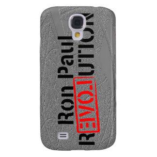 La revolución de Ron Paul continúa Funda Para Galaxy S4