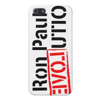 La revolución de Ron Paul continúa iPhone 5 Funda