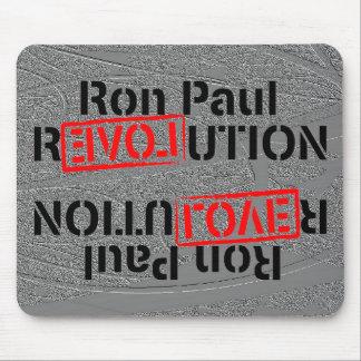 La revolución de Ron Paul continúa Mousepads