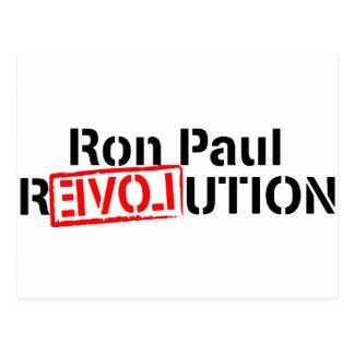 La revolución de Ron Paul continúa Postal