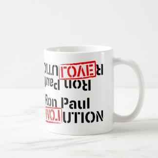 La revolución de Ron Paul continúa Taza Clásica