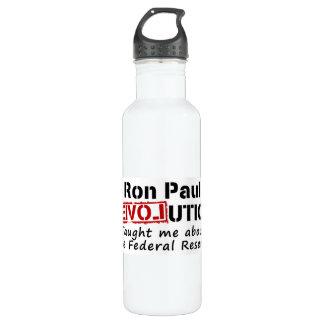 La revolución de Ron Paul me enseñó a Federal Botella De Agua