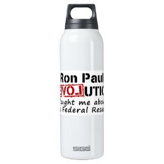 La revolución de Ron Paul me enseñó a Federal Botella Isotérmica De Agua