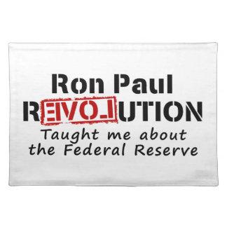 La revolución de Ron Paul me enseñó a Federal Rese Manteles