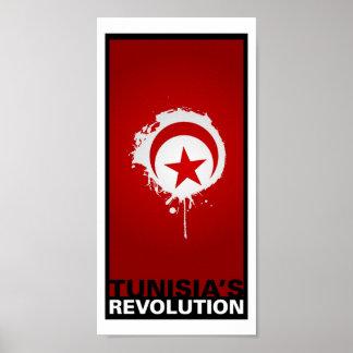 La revolución de Túnez Impresiones