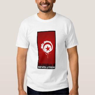 """La """"revolución de Túnez """" Poleras"""