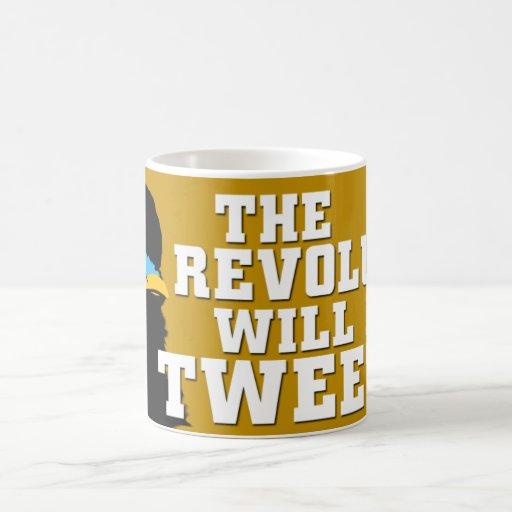 La revolución será taza piada del oro