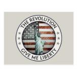 La revolución tarjeta postal