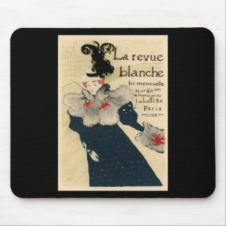 La Revue Blanche Mousepads