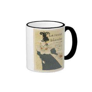 La Revue Blanche Ringer Mug