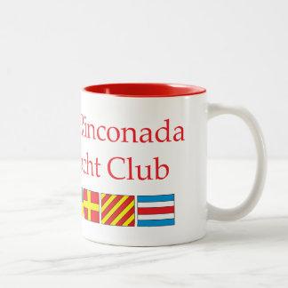 La Rinconada Yacht Club Mug