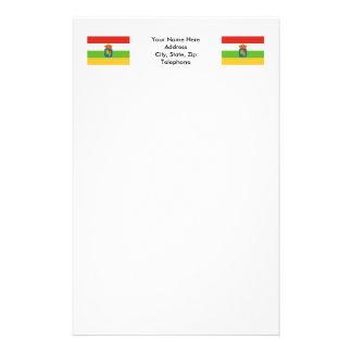 La Rioja flag Stationery
