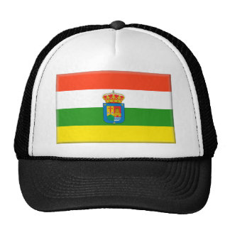 La Rioja (Spain) Flag Hat