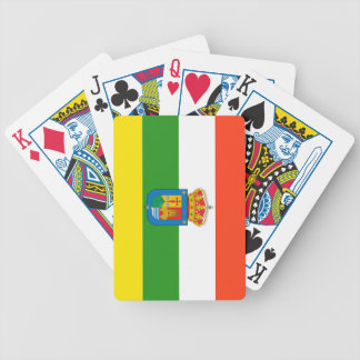 La Rioja (Spain) Flag Poker Deck